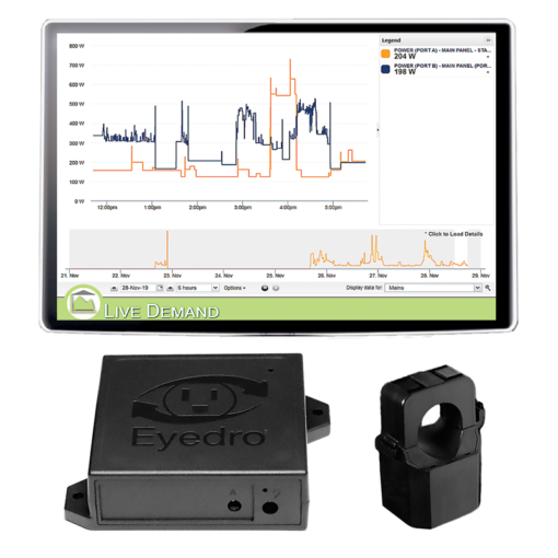 Eyedro Business Wireless mesh 1-Sensor Expansion