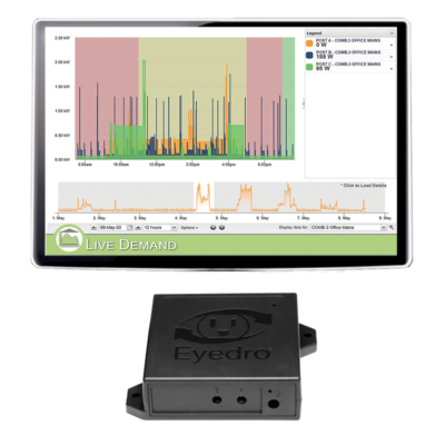EBWXS2-SUB-LV 2 port wireless mesh extension system (customize with 2 current sensors)
