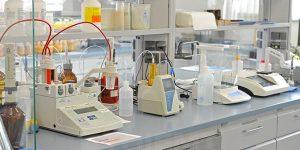 Machine utilization for laboratories