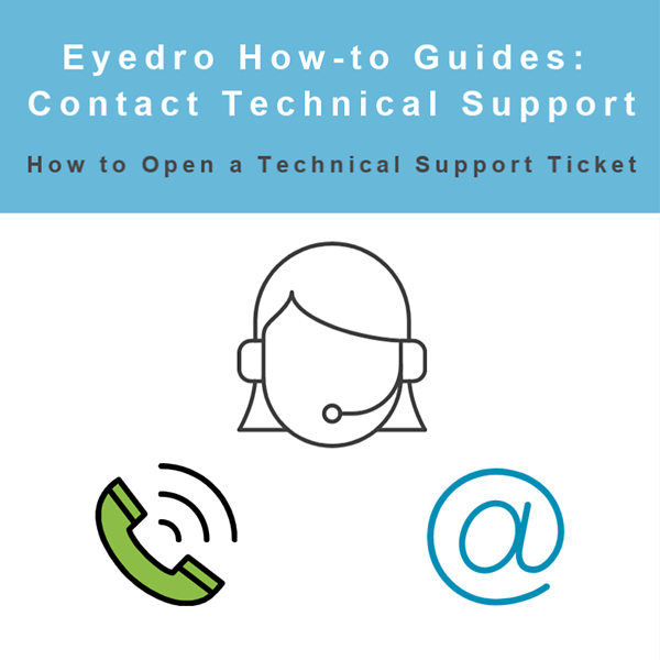How to Contact Eyedro Technical Support