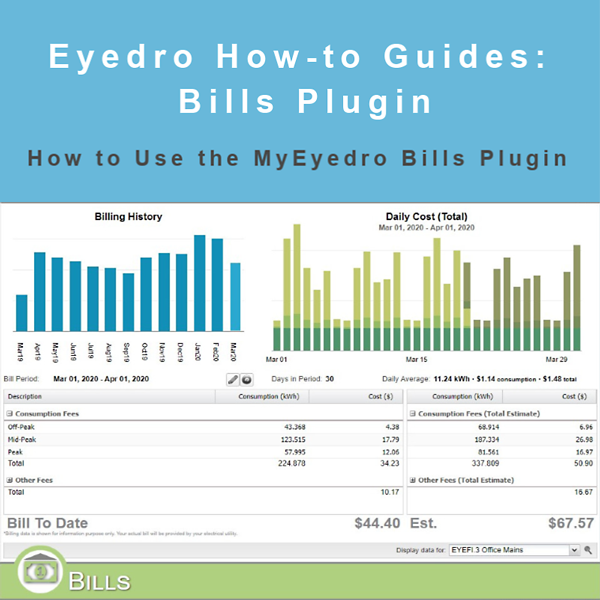 How to Use the Bills Plugin