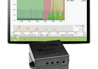 Eyedro Business Wireless Mesh Electricity Monitor (sensors sold separately)